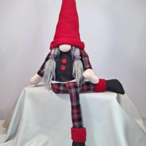 Helpinka – Czerwona Dziewczyna