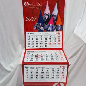 Kalendarz Skrzata Helpika