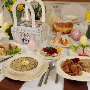 Koszyczek Wielkanocny dla potrzebującego